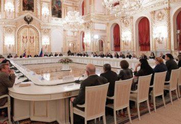 Il potere esecutivo della Federazione Russa, la sua essenza, segni, sistema di organi