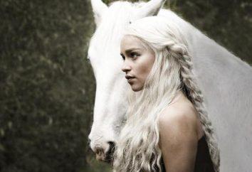 Daenerys Targaryen na série de livros e TV