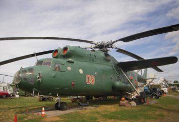 MI-6 (helicóptero): modelo, foto, especificações e capacidade de carga