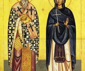 Modlitwa Cyprian i Ustinov, którzy potrzebują go, i kim byli ci ludzie?
