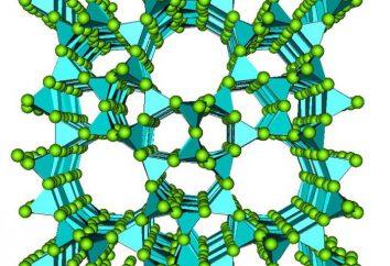 Zéolite – qu'est-ce? zéolite naturelle et synthétique. Zéolites: propriétés, applications, avantages et inconvénients