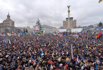 ¿Qué le espera Ucrania en el futuro? El futuro de Ucrania: el pronóstico. mapa del futuro de Ucrania