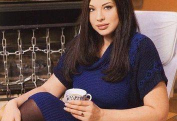Inna Volovicheva e il segreto della sua perdita di peso