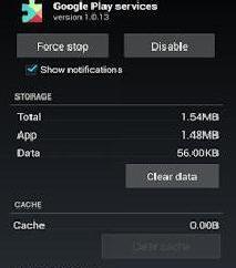"""Solução: """"Não há espaço suficiente na memória do dispositivo."""" Google Play e seus erros"""
