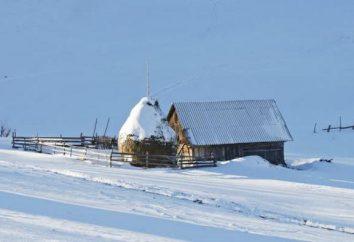 Przysłowia o zimie, powiedzenia o zimie dla dzieci w wieku szkolnym