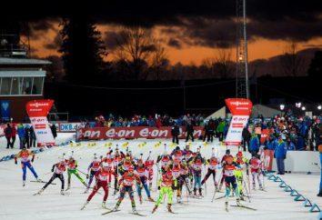 Lorsque vous démarrez le biathlon: Plus de détails sur le passé et actuelles