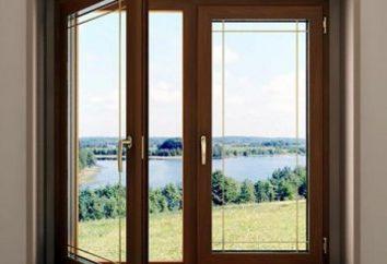 Produzione di finestre in legno: Tecnologia di produzione