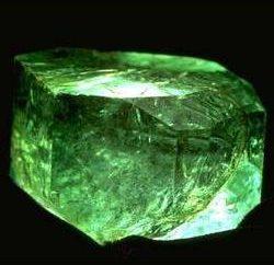 Peridot – kamień spokoju