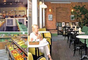 """""""Fruit Shop"""" – popularna sieć sklepów i kawiarni Petersburgu"""