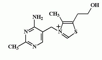 Tiamina – tiamina jest …: tabletki. Tiaminy – witamina B1