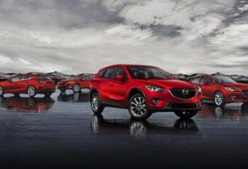 """""""Mazda"""": rango y la descripción"""