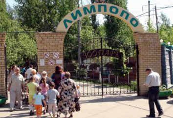 Was sind Zoos in Nizhny Novgorod?