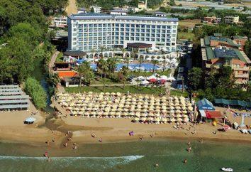 Annabella Diamond Hotel & Spa 5 * (Turquia / Alanya): fotos e comentários
