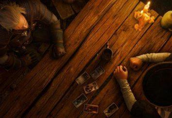 """""""The Witcher 3"""": come giocare gvint, segreti, codici, mappe rari"""