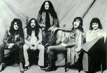 Dyskografia Uriah Heep i jego dramatyczne zakręty