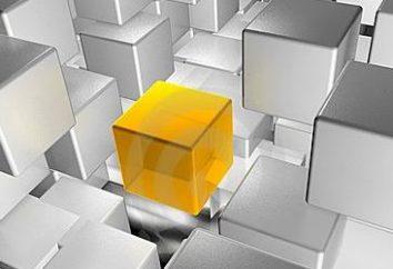 Cube de la différence et la différence des cubes: règles de formules multiplication Acronyme