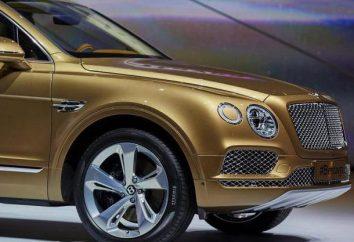 """Nowy jeep """"Bentley"""" – najbardziej luksusowy SUV na świecie"""