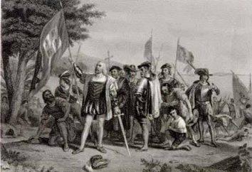 Quando descobriu a América? A história da descoberta da América. Ano do descobrimento da América