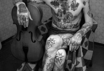 Prison tatuaggi e il loro significato. Sapete che cosa significa tatuaggio prigione?