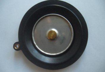 """Gás aquecedor de água instantâneo """"Neva Lux 5514"""": especificações técnicas"""