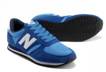 « New Balance » – chaussures pour les athlètes, les militaires, non-formals et non seulement