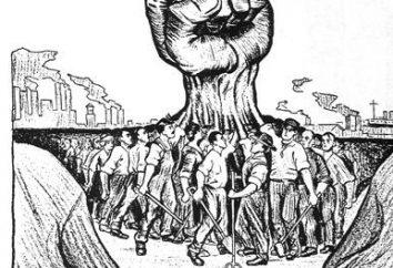 El proletariado – ¿qué es? La política y el poder. El proletariado mundial