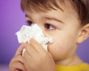 Allergie: traitement des enfants, ainsi que les causes de la maladie
