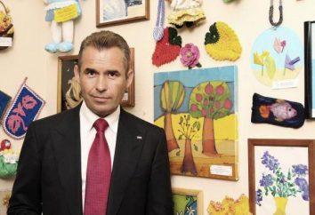 Pavel Astakhov: biografia, rodzina i dzieci
