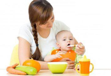 Menu 10 meses de idade do bebê todos os dias: receitas