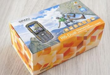 Telefon komórkowy Ginzzu: opinie, opisy, specyfikacje i opinie