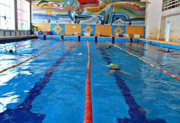 Les meilleures piscines à Novossibirsk: où s'inscrire pour la baignade