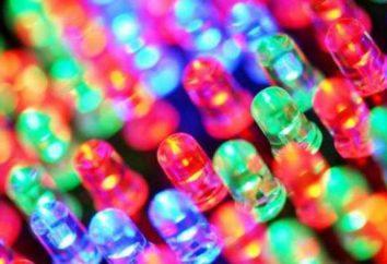 Ejemplos de semiconductores. Tipos, propiedades, aplicaciones prácticas