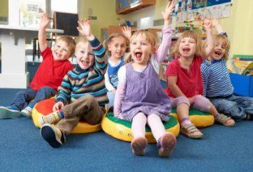 Co jest niezbędne dla dziecka do przedszkola? Sporządzić listę potrzebnych rzeczy