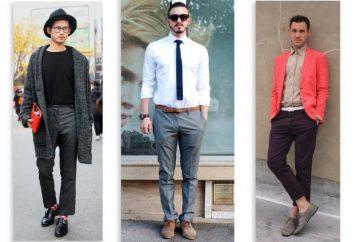 męskie style odzieży: sport, biznes, classic, wojskowych i innych przypadkowych. Jakiego rodzaju odzieży męskiej jest odpowiednia dla Ciebie?