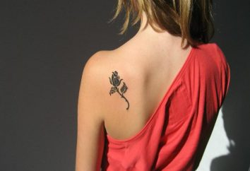 Wartość tatuaż róży – może zmienić przeznaczenie?