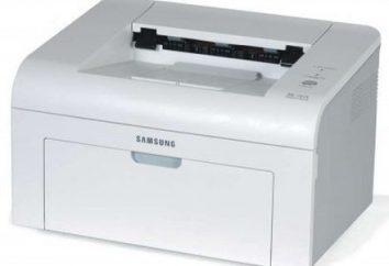 Samsung ML-1615: idealna drukarka entry-level