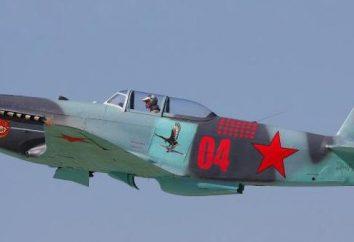 Yak-9: caratteristiche e confronto con analoghi