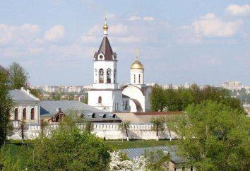 Klasztor Theotokos-Christmas, miasto Vladimir. Rektor Hegumen Cyryl