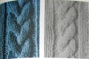 tejer a mano: cómo tejer las trenzas