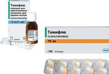 """Posso usar a droga """"Tamiflu"""" para as crianças? O tratamento eficaz da gripe"""