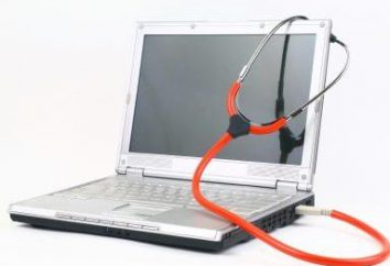 Como o computador é diagnosticado por conta própria?