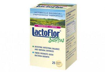 """""""Lactoflora"""": instrukcję obsługi, ceny i opinie"""