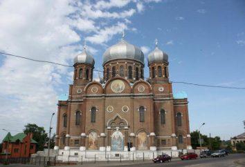 Katedra Bogolyubskii (Michurinsk): opis, historia, adres