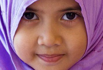Bei nomi delle ragazze (musulmana)