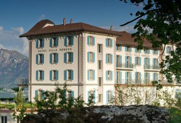 Hotel Villa Honegg (Ennetbürgen, Suiza): opiniones, Descripciones y comentarios