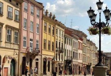 Gdzie iść we Lwowie: zabytki, ciekawe miejsca, kawiarnie i restauracje