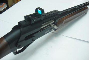 Karabin samopowtarzalny polowanie MP-155. Specyfikacje, opisy i opinie właścicieli