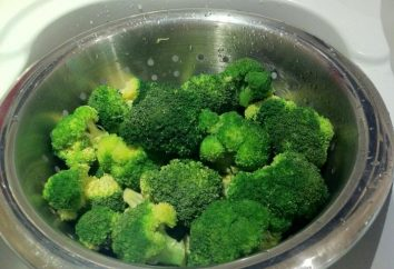 Brócoli: cómo cocinar platos con ella?