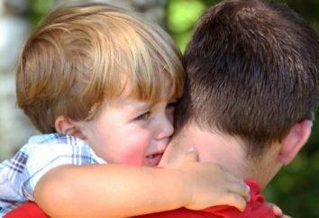 Opiekę nad dziećmi: wszystkie istniejące niuanse