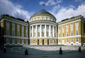 Palazzo del Senato nel Cremlino di Mosca: la storia, descrizione